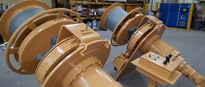 Combination Windlass