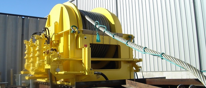 Offshore Mooring Systems