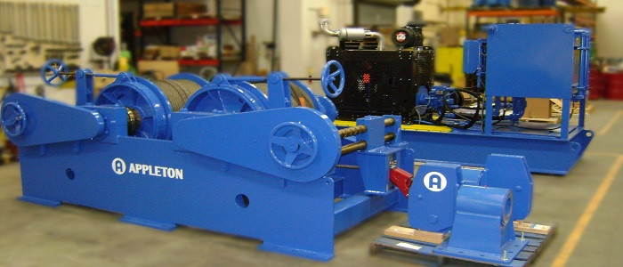 Combination Mooring Winches