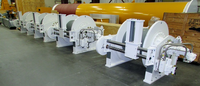 Specialty Marine Winches